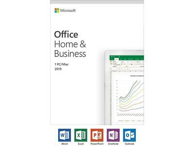 $ CDN332.99 • Buy Microsoft Office Home And Business 2019 French - 1 Device, Windows 10 PC/Mac Key