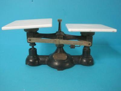antique ohaus balance scale