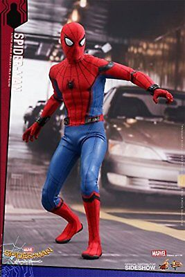 $ CDN1114.38 • Buy Movie Masterpiece  Spider-Man: Homecoming  1/6 Scale Figure Spiderman F/S WTrack