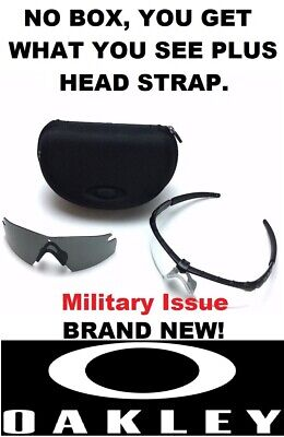 b7bad918556 Authentic Oakley SI Ballistic M Frame 2.0 Military Safety Shooting Glasses  NO BO • 99.99