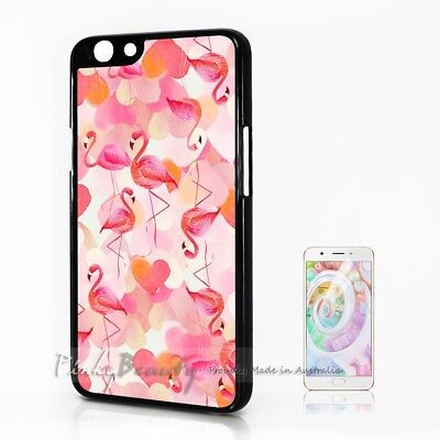 AU9.99 • Buy ( For Oppo A57 ) Back Case Cover P30318 Pink Bird