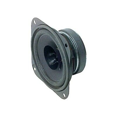 AU17.23 • Buy SPG2301 100Mm 4  10W Square Speaker 8Ohm Spare Speaker Replacement Frequency