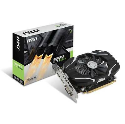 $ CDN415.41 • Buy MSI Gaming GeForce GTX 1050 Ti 4GB GDRR5 128-bit HDCP Support DirectX 12 ITX