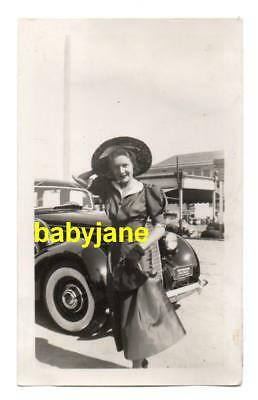 $ CDN35.29 • Buy MADELINE CARROLL VINTAGE 3X4 PHOTO 1930's TAKEN ON STREET BY A FAN