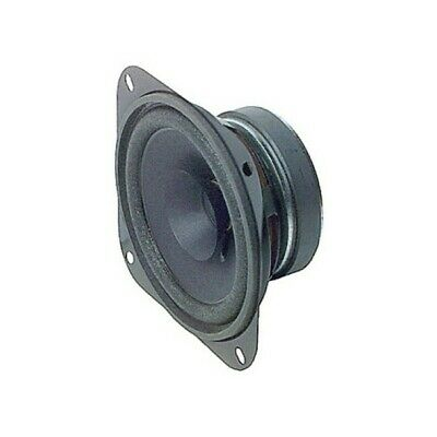 AU18.66 • Buy SPG6555 REDBACK 100Mm 4  15W Twin Cone Speaker 8Ohm Spare Speaker Replacement