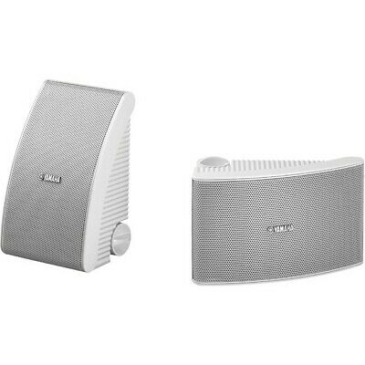 AU304 • Buy NSAW392 WHITE 5.25  40W Waterproof Speaker Yamaha - White Outdoor 5.25  40W