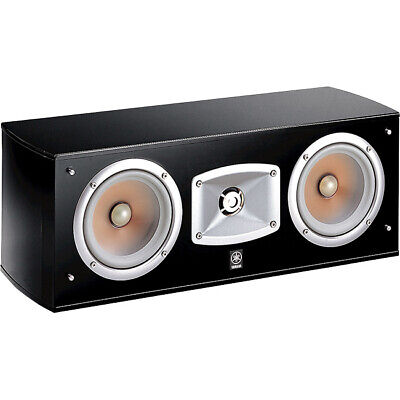 AU356.80 • Buy NSC-444B 2 Way Dual Woofer Centre Speaker Yamaha High Sensitivity And Wide