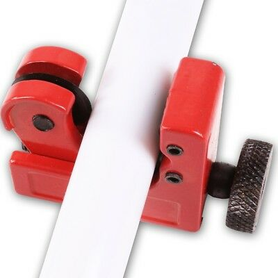 SMALL PIPE CUTTER 3mm - 22mm Mini Tube Slicer Wheel Pipeslice Cut Copper/Plastic • 4.39£