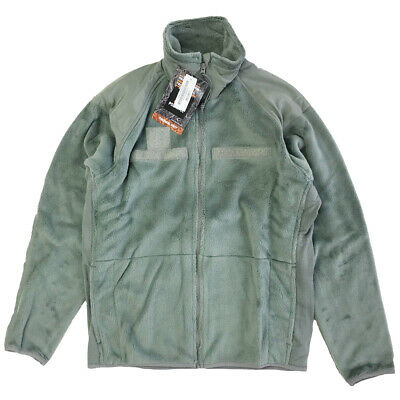 Polartec Thermal Pro Gen III Cold Weather Fleece Jacket, Foliage Green, XL-Long • 29.99$