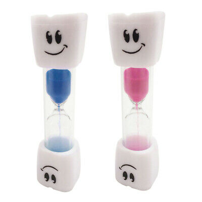 AU8.79 • Buy 2pcs 3 Min Hourglass Sandglass Sand Timer Clock Home Decor Valentine Gift