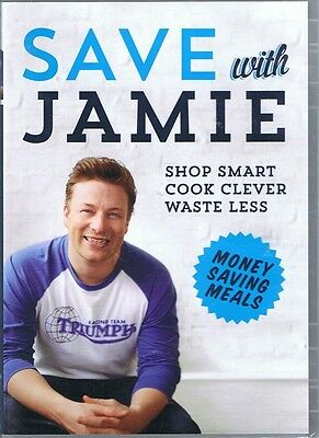 AU14.95 • Buy SAVE WITH JAMIE OLIVER (6 Episodes) Season One 1 NEW/SEALED (2 X DVD) FREE POST