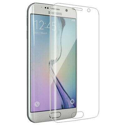 $ CDN9.04 • Buy Full Tempered Glass Screen Protector For Samsung Galaxy S7 EDGE Clear Guard