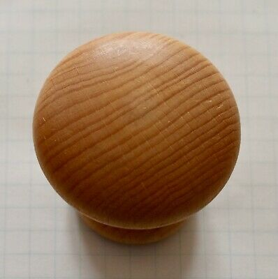 $3 • Buy Classic European Wooden Knobs For Furniture