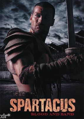 Spartacus Blood And Sand Promo Trading Card Promo Card P1 With Andy Whitfield • 1.92£