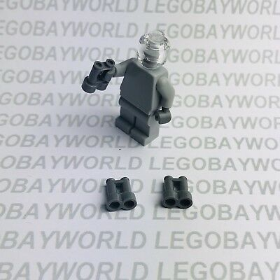 Lego Spare Parts Pieces 30162 Minifig, Utensil Binoculars (LT GREY) X3 • 1.19£