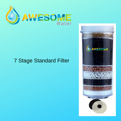 AU55 • Buy AWESOME WATER Premium Stage 8 With KDF Filter