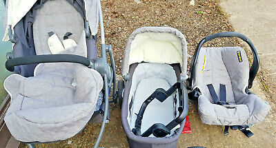 Graco Evo Travel System- Used - Mineral • 100£