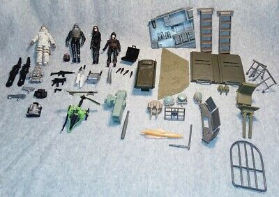 $ CDN63.80 • Buy G.I. GI Joe Action Figure Mixed Lot Cobra Vehicle Accessory Parts