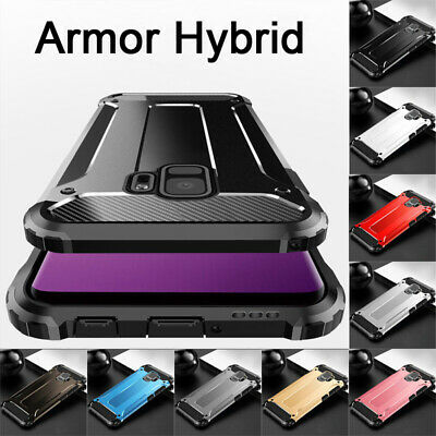$ CDN5.32 • Buy Case For Samsung S6 S7 S8 S9 S10e S20 Plus Hybrid Rugged Armor Shockproof Cover