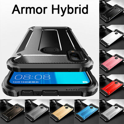 AU5.57 • Buy Case For Huawei Y5 Y6 Y7 Prime Y9 2019 2018 Shockproof Armor Hybrid Rugged Cover