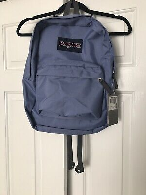 9180f9cf21 JanSport Backpack Superbreak Bleached Denim Blue - NEW WITH TAGS! • 26.99