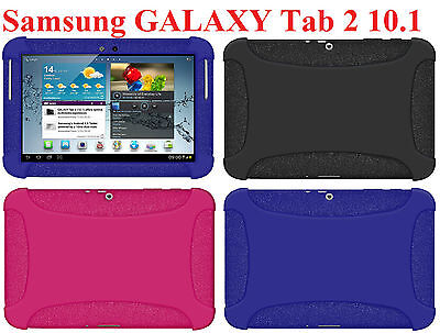 £19.99 • Buy AMZER Silicone Skin Jelly Case Cover For Samsung GALAXY Tab 2 10.1 GT-P5100 5110