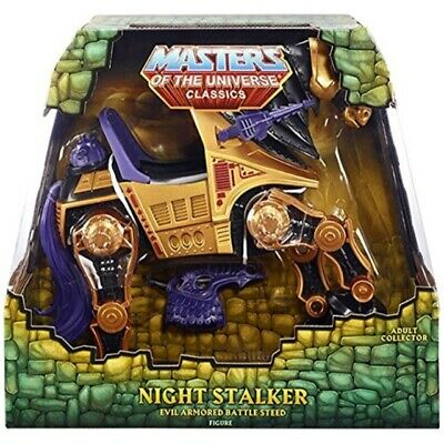 $131 • Buy Masters Of The Universe Classics Club Eternia Night Stalker Exclusive Action Fi
