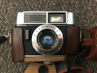Voigtlander Vintage Camera With Case & Accessories Rare Old Collectible • 49.99£