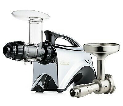Sana EUJ-606 Juicer In Chrome With Oil Extractor • 529£