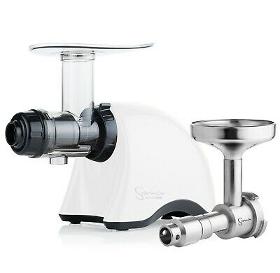 Sana EUJ-707 Juicer In White With Oil Extractor • 539£