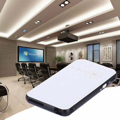 AU288.63 • Buy Mini DLP 3000 Lumens Wifi Android Home Cinema HD 1080P Video Projector USB SD AU