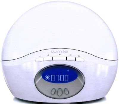 NEW Bodyclock Active 250 Dawn Simulator White Noise Wake-Up Clock • 122.29£