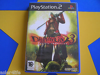 AU59.95 • Buy Devil May Cry 3 - Playstation 2 - Ps2