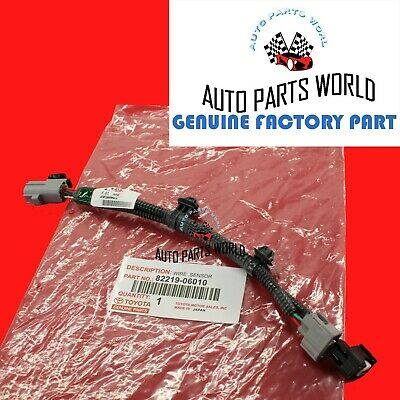 genuine toyota camry avalon 3 5 knock sensor wire harness  8221941010/82219-06010 • 15 45