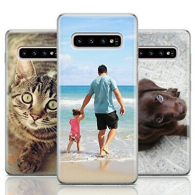 AU21.29 • Buy PERSONALIZED CUSTOM PRINTED PHOTO SOFT PHONE CASE FOR SAMSUNG S10 S10+ S10e S9