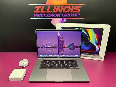 $1079 • Buy Apple MacBook Pro 15 Touch Bar OS2020 - 512GB SSD - 3.5GHz Quad Core I7 Turbo
