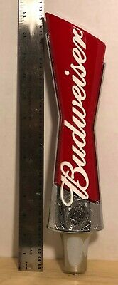 $ CDN35.26 • Buy BUDWEISER BOW TIE Large Beer Tap Handle - 13 Inches Tall