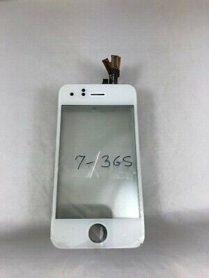 $ CDN30.48 • Buy Lot Of (7) Apple IPhone 3GS White Digitizer Touch Screen