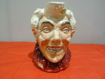 Royal Doulton  The Clown  Character Jug - D6322 - Large - Variation 3 • 289.99£