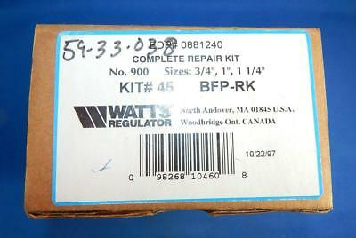 $59.99 • Buy Watts 0881240 Total Relief Valve Repair Kit   New Other   TS1