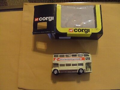 $ CDN7.59 • Buy Corgi Double Decker Bus - World Airways #46933 Routmaster-collectable With Box