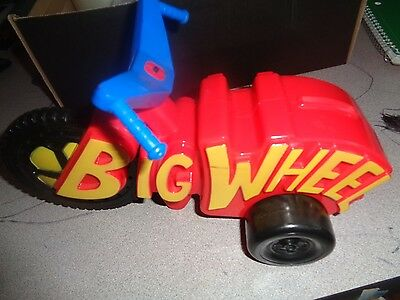 Big Wheel Coin Bank 10  X 5.5  X 6  • 3.08£