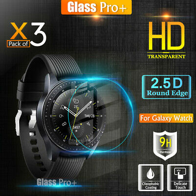 AU7.95 • Buy X3 GLASS PRO+ For Samsung Galaxy Watch 46MM 42MM Tempered Glass Screen Protector