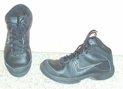 f30a5ba72bea Men s Black NIKE Overplay Basketball Shoes 443456-002