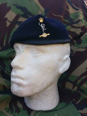 £23.50 • Buy Royal Signals Small Crown Beret New Sizes 56-62