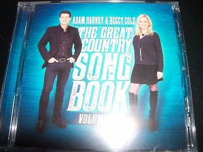 AU13.91 • Buy ADAM HARVEY AND BECCY COLE Great Country Songbook Volume II CD – New