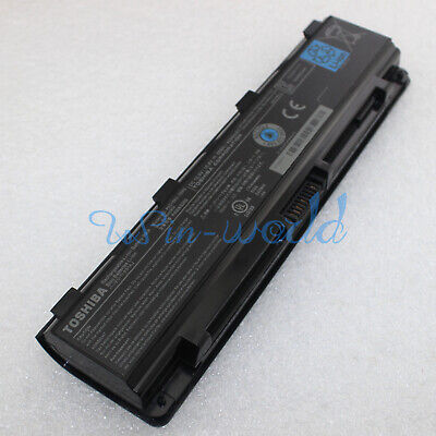 AU25.80 • Buy Genuine For Toshiba C840 C850 L70 L75D PA5109U-1BRS PA5024U-1BRS Battery 48Wh