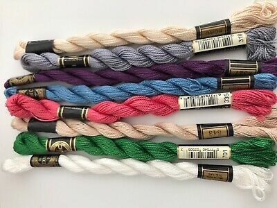 AU2 • Buy DMC Pearl Cotton Number 5 Thread You Choose Colour And Quantity BRAND NEW