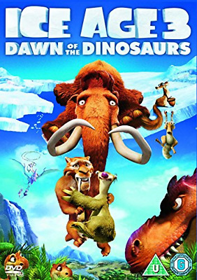 Ice Age 3: Dawn Of The Dinosaurs DVD (2009) John Leguizamo • 1.69£