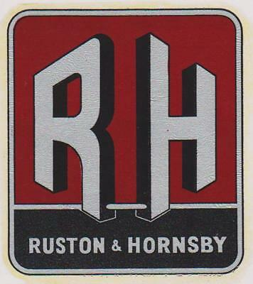 £2 • Buy Ruston & Hornsby 2.25 High Engine Transfers